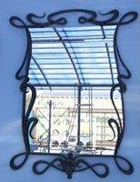 Зеркало «Вензеля» 650х900 мм
